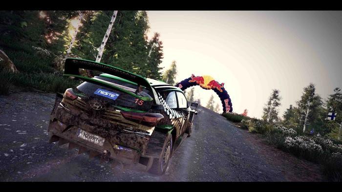 WRC9 Screenshots Finland Paddon 05