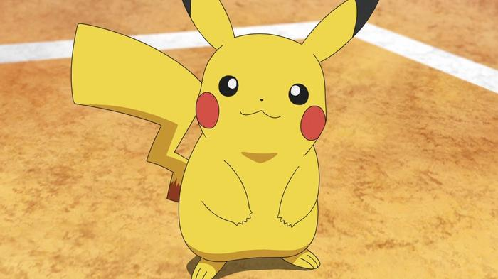pikachu pokemon anime pic