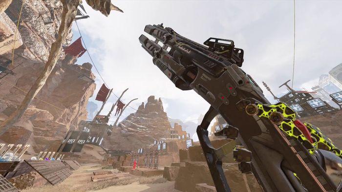 Apex Legends Season 8 Weapons Supply Drop Peacekeeper