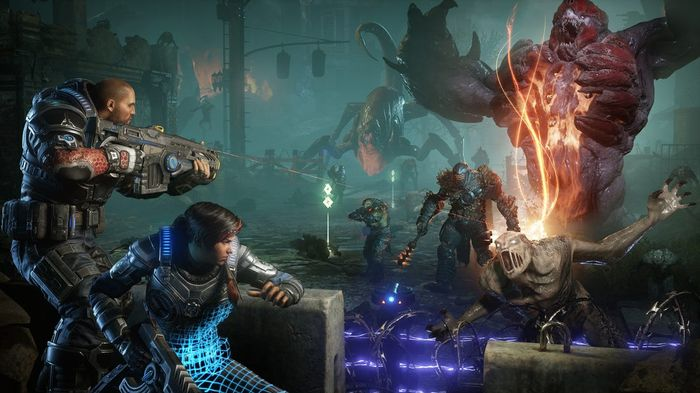 Gears 5': How to sign up for the online multiplayer technical test -  Business Insider