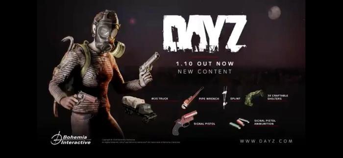 DayZ new content