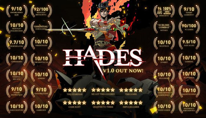 Hades GOTY Promo
