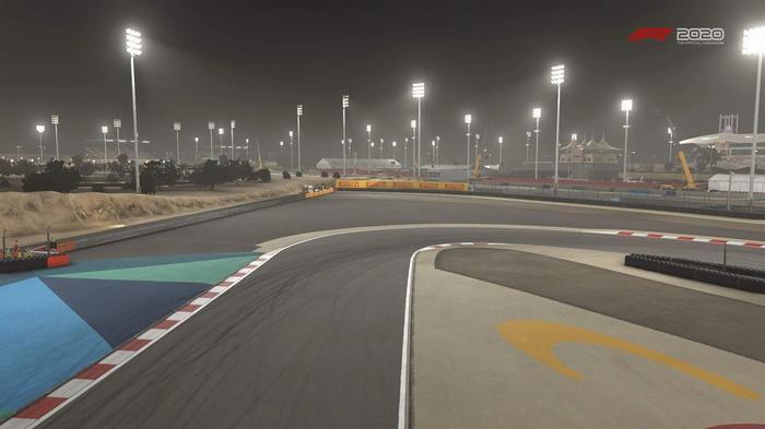 F1 2020 Bahrain turn 8 Y