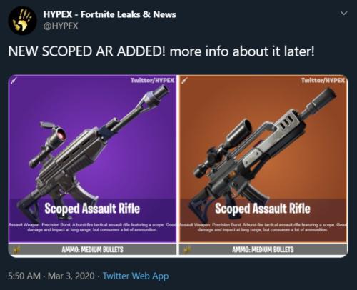 Scoped AR