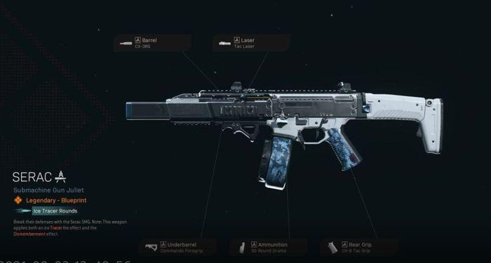 Unlock CX-9 SMG Warzone