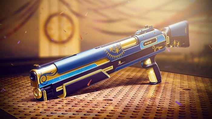 Destiny 2 Solstice of Heroes Event Legendary Shotgun Compass Rose