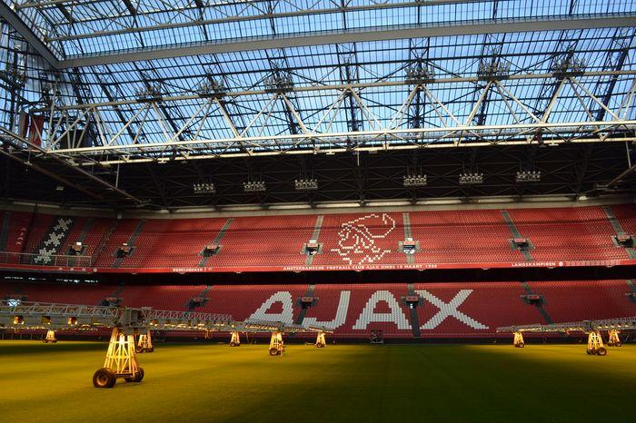 ajax stadium The Johan Cruyff Arena