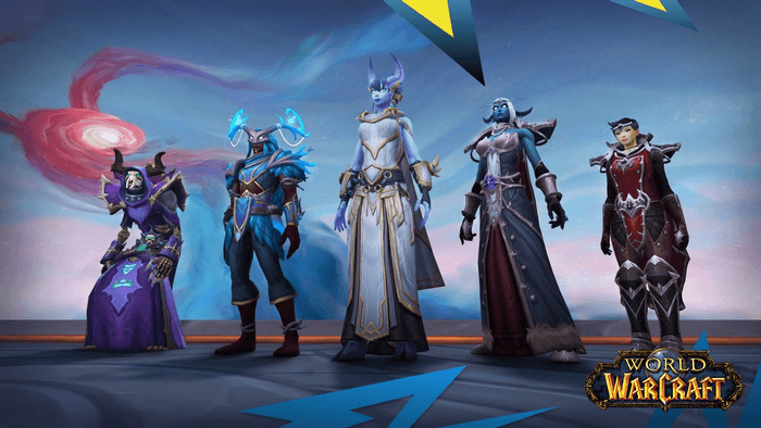UPDATED* WoW Shadowlands 9.1 Chains of Domination Update: Patch Notes  Revealed, Release Date, Mawsworn Covenant, Sylvanas Redemption, Sanctum of  Domination, Leaks & more