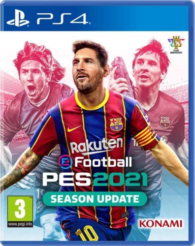pes 2021 cover messi