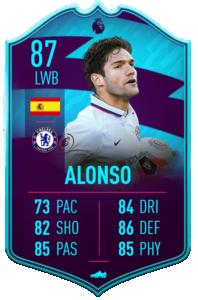 Marcos Alonso FIFA 20 FUT