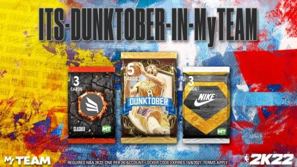 Locker Code in NBA 2K22