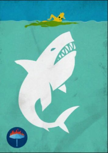 fortnite chapter 2 season 3 shark water