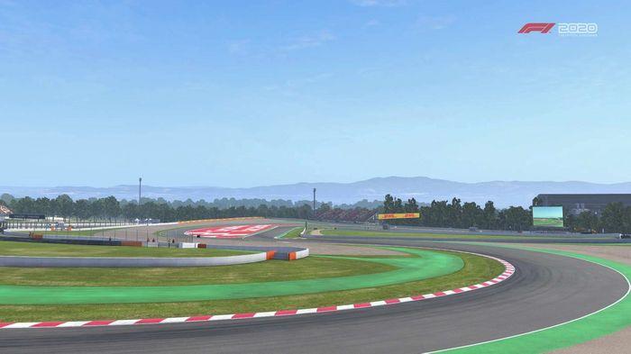 F1 2020 Spain turn 12 Y 1