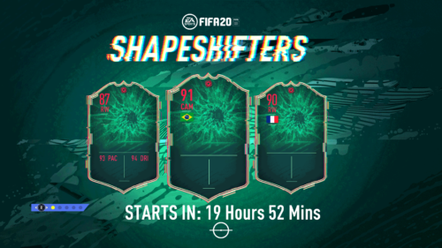 fifa 20 shapeshifters promo loading screen
