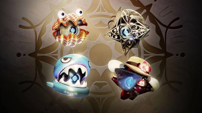Destiny 2 Solstice of Heroes Event Ghost Rewards