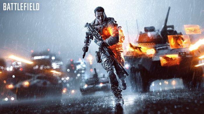 Battlefield 6 Battlefield 4 Key Art