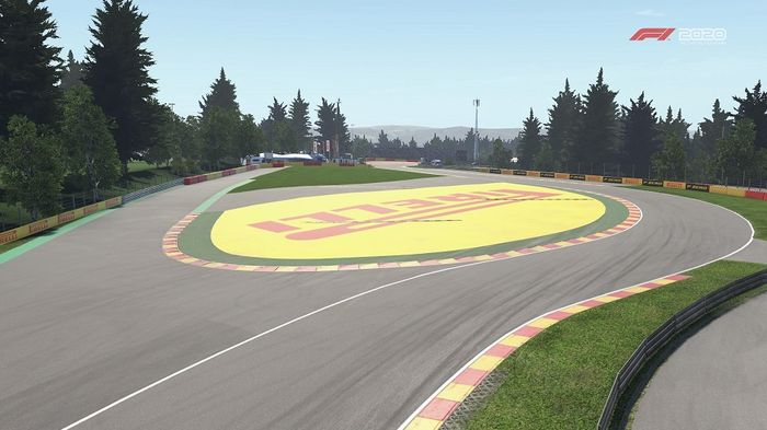F1 2020 Belgian GP Spa Turns 6 9 Les Combes