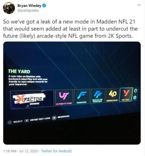 madden 21 the yard 3