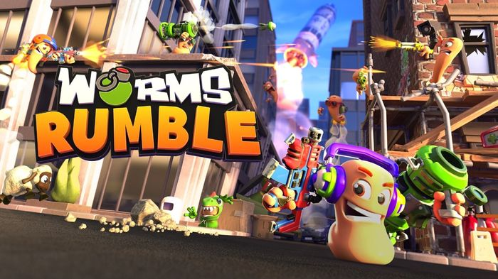 Worms Rumble 2