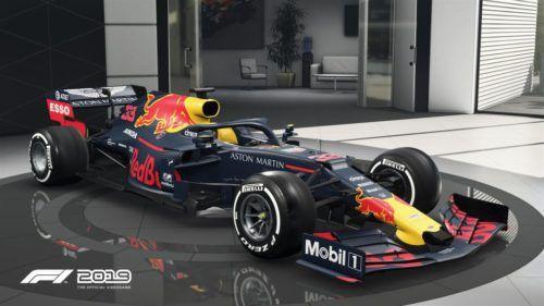 F1 2020 Red Bull RB16