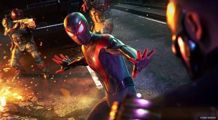 spider man miles morales 1 1
