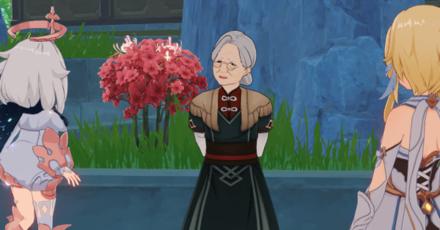 Genshin Impact Madame Ping