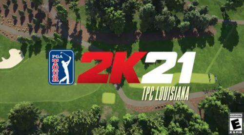 PGA Tour 2K21 Louisiana