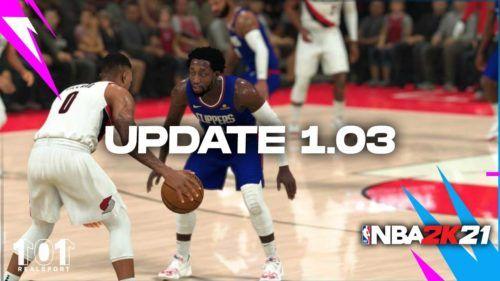 NBA 2K21 Update 1 03 Shot Meter Dribble Moves