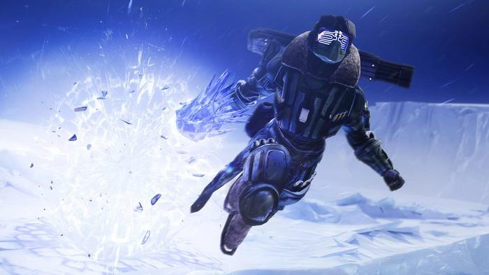 New Destiny 2 Update Beyond Light Stasis Titan