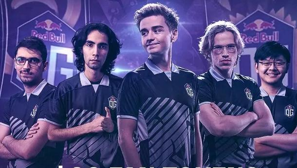 The current roster for Team OG that will compete at the DOTA 2 T10 International.