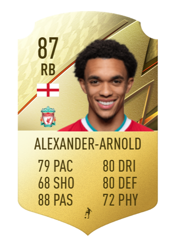 FIFA 22 Trent Alexander-Arnold