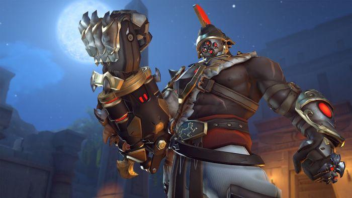 Overwatch Anniversary Gladiator Doomfist