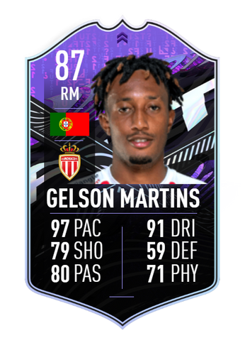 gelson martins fifa 21 ultimate team what if team 2 concept