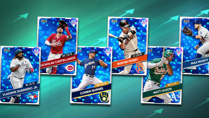 MLB The Show 21 Ratings Roster Update Diamonds Diamond Dynasty Live Series Changes