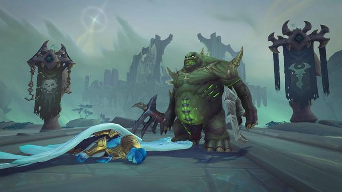 WoW Shadowlands covenants 9.1 update story fight