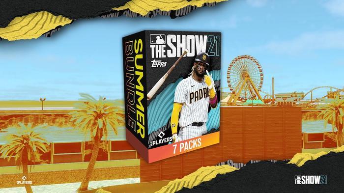 MLB The Show 21 summer bundle