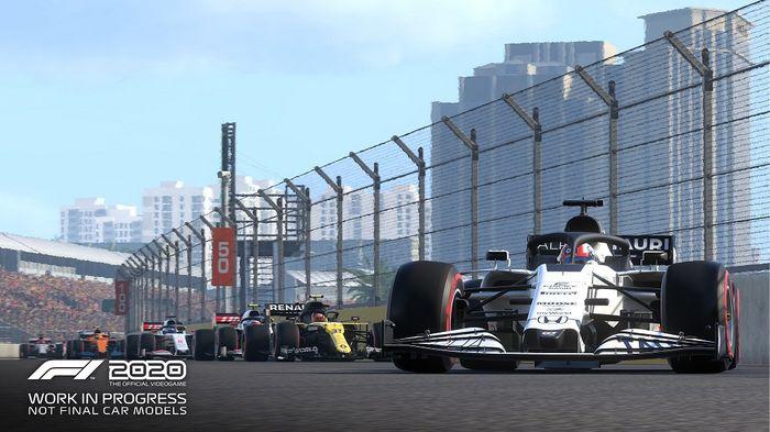 Hanoi screenshot F1 2020 1
