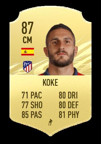koke FIFA 22