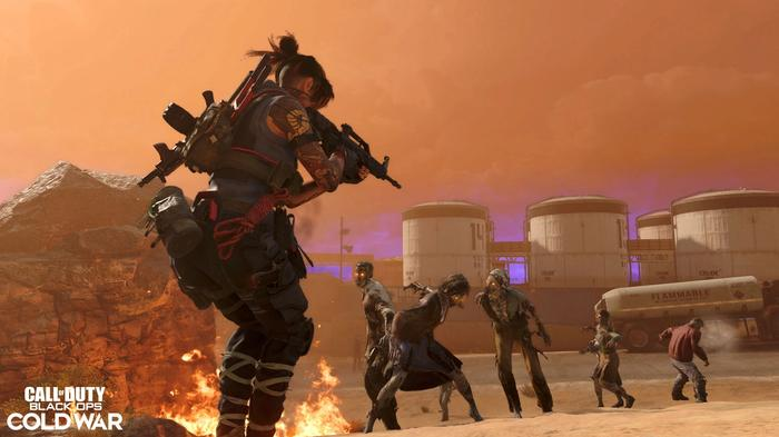 Black Ops Cold War Season 5 Zombies Transport Outbreak Objective