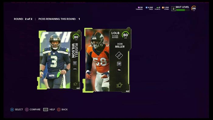 The Superstars Welcome Pack in Madden 22