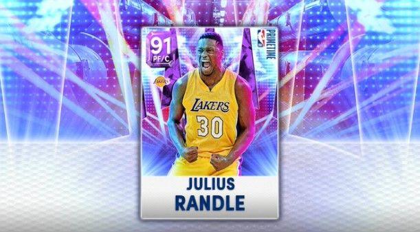 Julius Randle in NBA 2K22