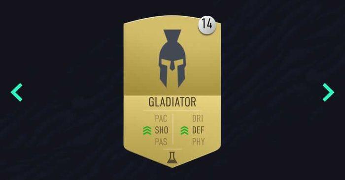 gladiator fut 21
