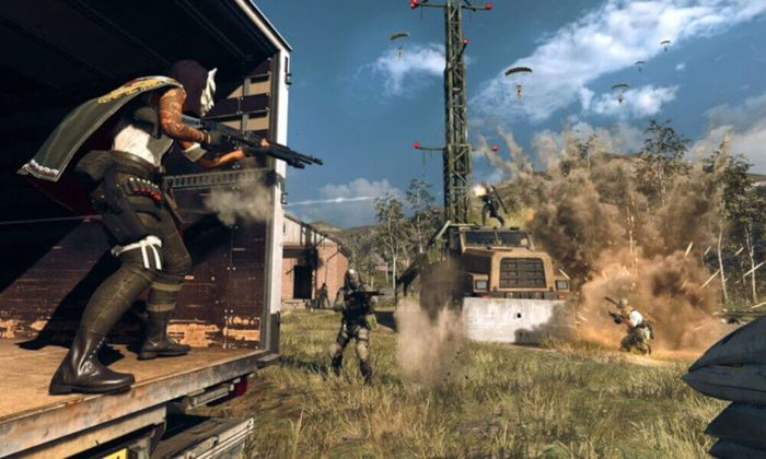 warzone, numbers event challenges, mobile broadcast stations
