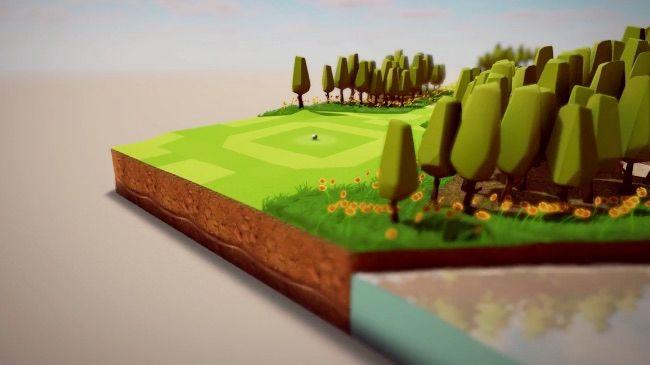 a little golf journey course