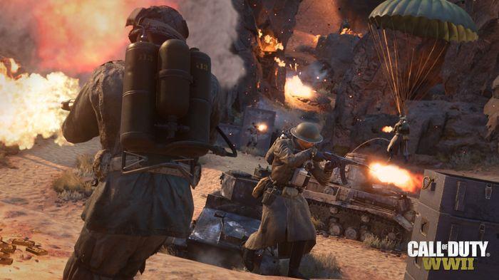 COD 2021 Warzone WW2 Vanguard