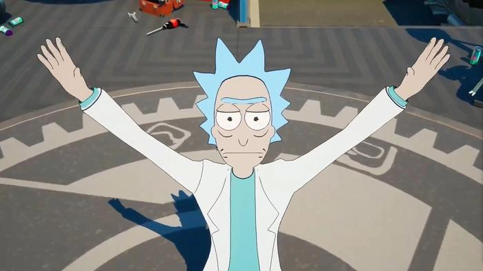 Fortnite Season 8 Battle Pass Rick