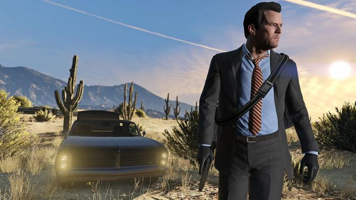 TEDIOUS: Launching GTA 5 can be a very slow process.