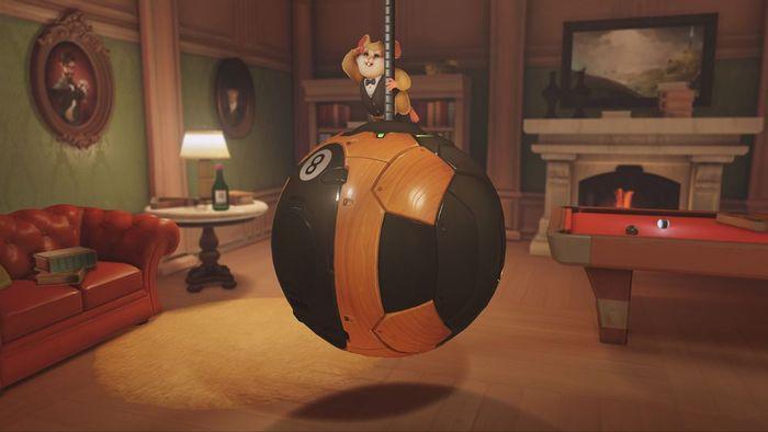 Overwatch Anniversary 8-Ball Wrecking Ball