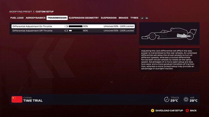 F1 2020 China Transmission