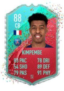 Kimpembe FUT Birthday